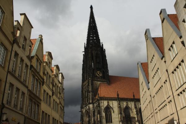 Münster Rundflug