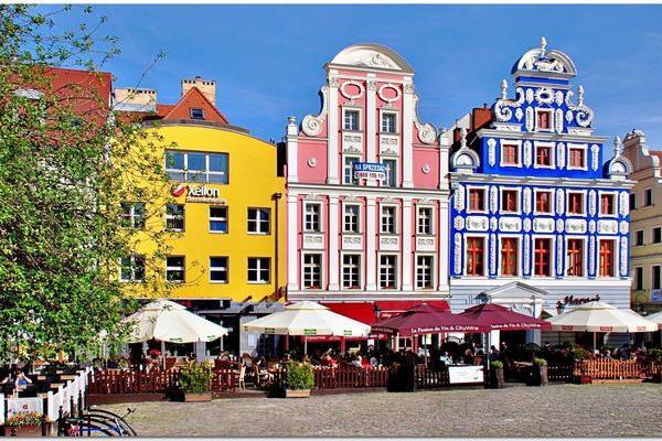 nahes Stettin