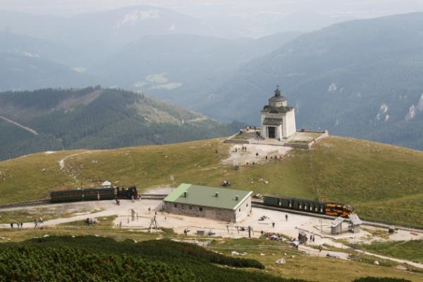 Schneeberg & Semmering Rundflug