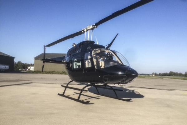 Weekend- oder Day-Trip im VIP-Turbinenhelikopter