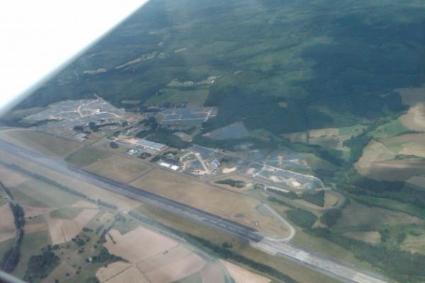 Erlebnisflug über Hunsrück und Eifel mit möglichen Zwischenstopps