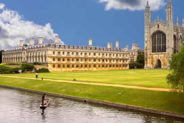 Wochenend- oder Wochenausflug nach Cambridge