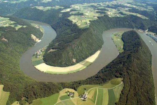 Der blauen Donau entlang...