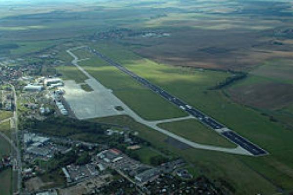 Rundflug Erfurt City / Erfurt Airport