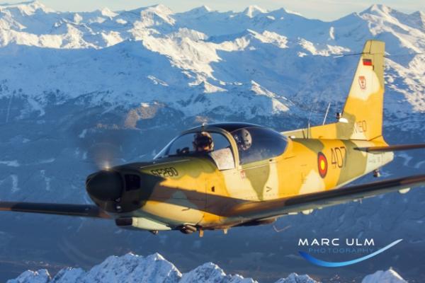 Mitflug Marchetti F-260WL (ex. lybian AirForce)