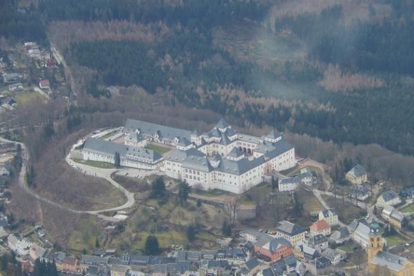 Rundflug Annaberg Limbach Chemnitz Augustusburg
