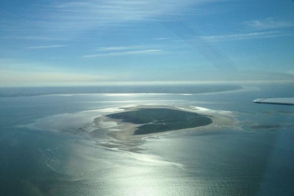 Von der Elbmündung in die Nordsee: Neuwerk und ostfriesische Inseln