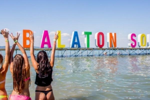 BALATON SOUND 2018  VIP