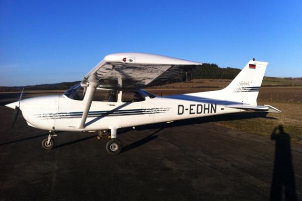Flug für Rainer