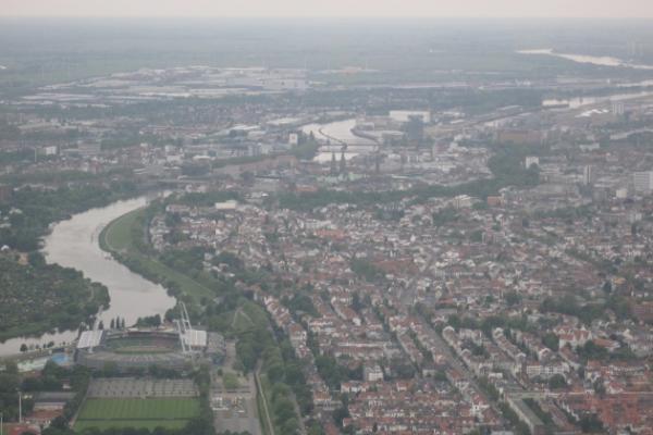 Frankfurt-Bremen 23.08.