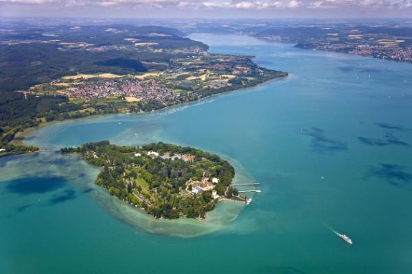 Tages- oder Wochenendausflug an den Bodensee
