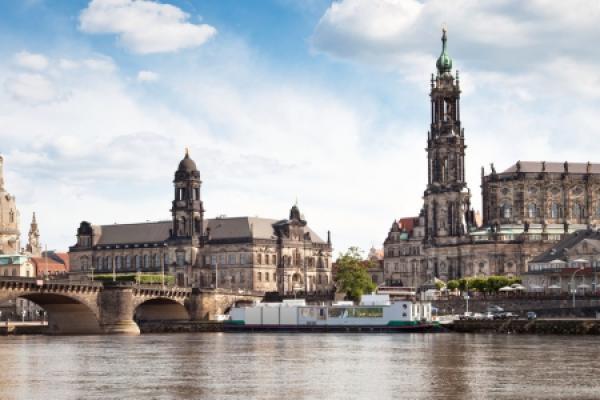 Rundflug Dresden City / Dresden Airport