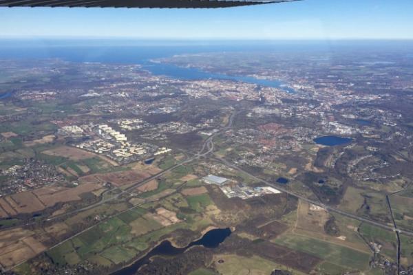 Tagesausflug nach Kiel