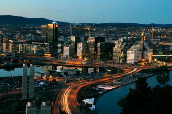 Unvergesslicher Ausflug nach Norwegen - Oslo