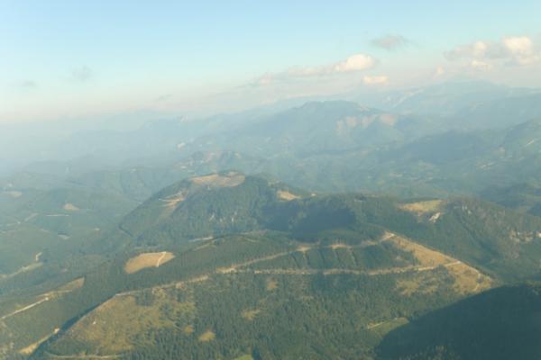 Rundflug zu Ötscher und Wallfahrtsort Mariazell