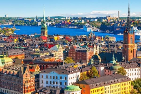 Unvergesslicher Ausflug nach Schweden - Stockholm