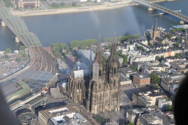 Genussrunde: Kölner Dom und Bergisches Land
