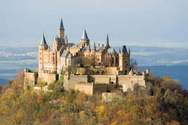 Castle Hopping, die Burgen und Schlösser der schwäbischen Alb