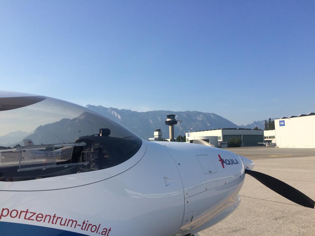 Flug Salzburg Leipzig