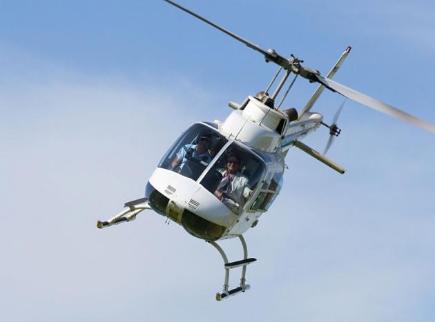 Bell 206 Jet Ranger BIII