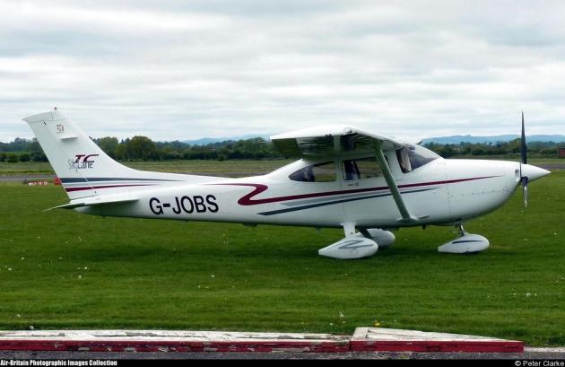 Cessna T182T