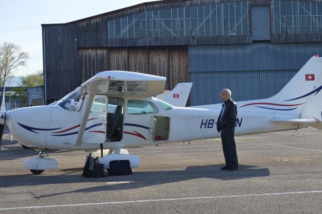 Cessna 172 TDI
