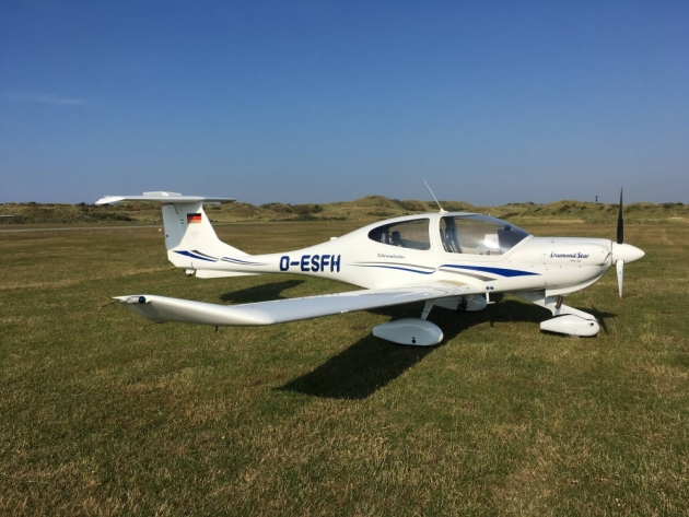 Diamond Aircraft DA40