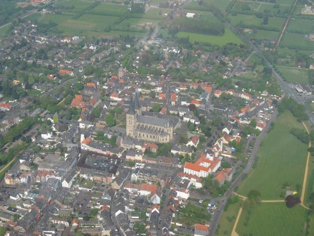 Xanten St. Viktor Dom                         (c) C. Meyer
