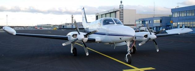 Cessna C340
