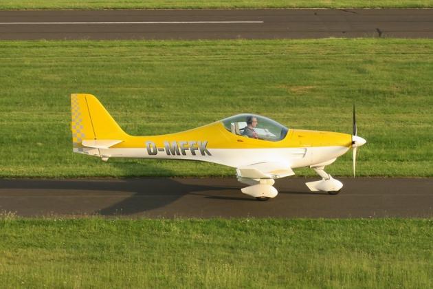 FK Lightplanes FK14 Polaris B2