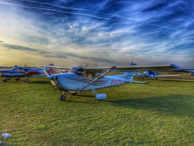 Cessna 172 R SkyHawk II
